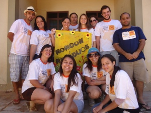 Equipe de Chapada Gaúcha