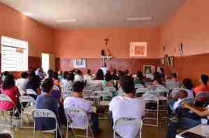 Capacitação Trabalho Comunitário 2810 Soc São Vicente