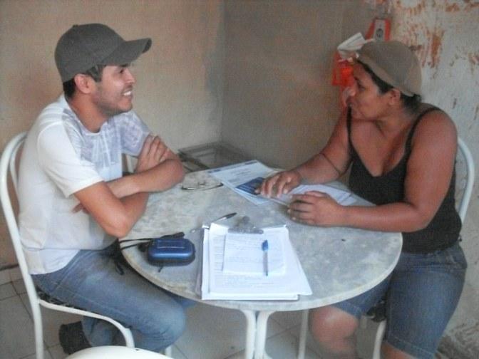 Projeto Rondon Minas faz ações na Vila Pica Pau