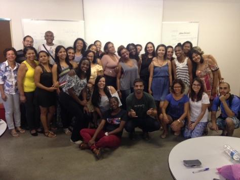 Alunos do curso de Serviço Social da UNA participam do Núcleo Rondon Minas/UNA
