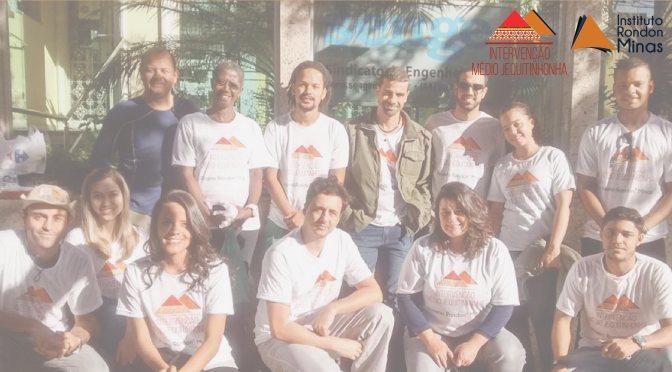 Rondonistas já estão no Jequitinhonha para darem início à Intervenção de Julho