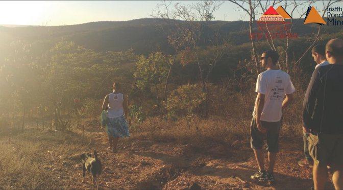 Equipe faz diagnóstico rural em comunidade quilombola de Minas Novas