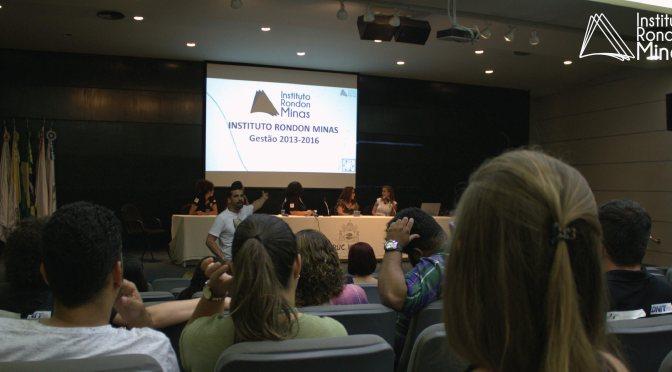 Instituto Rondon Minas apresenta ações do Programa Judicial de Conciliação na PUC Minas